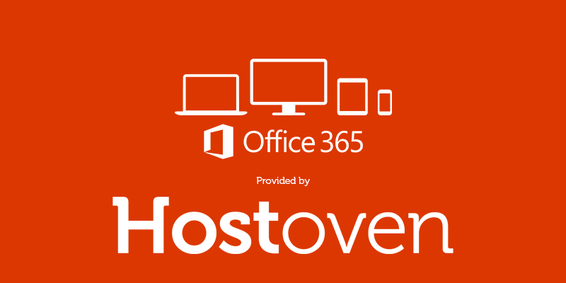Office 365 supported by Hostoven
